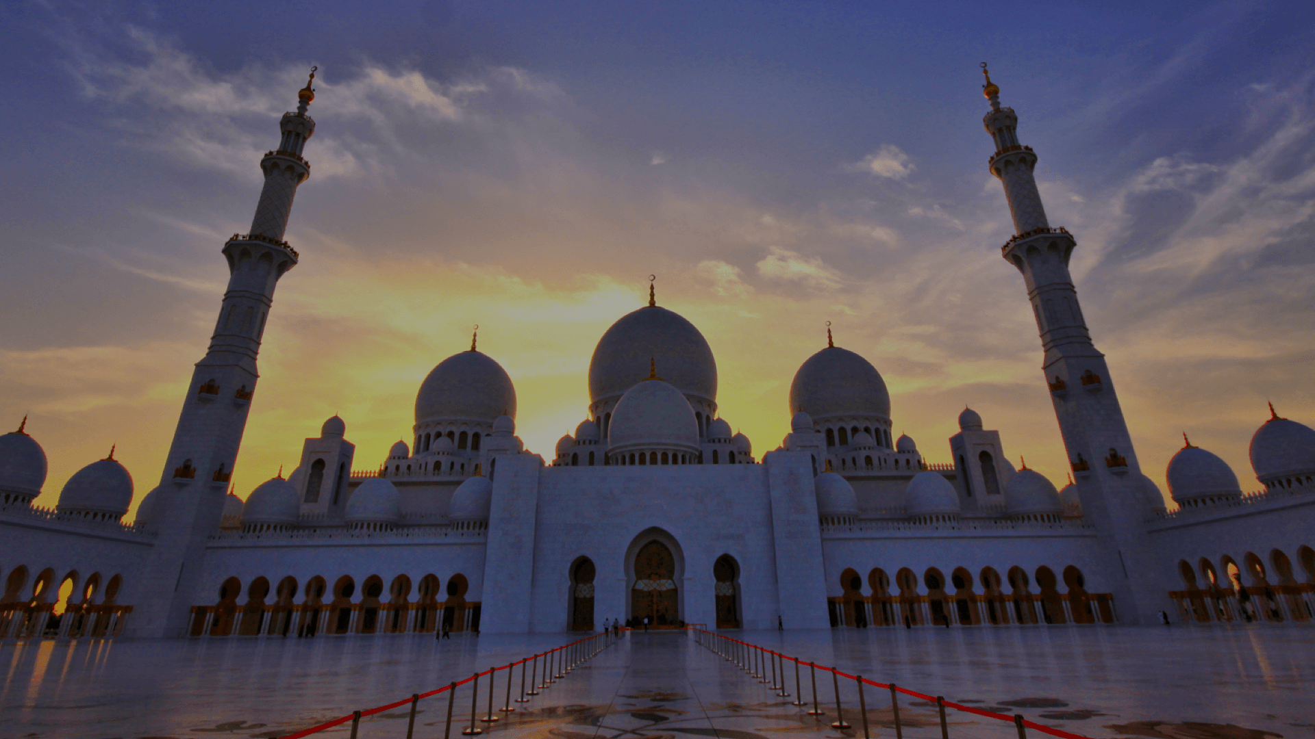 One of The Most Beautiful Mosques in The World