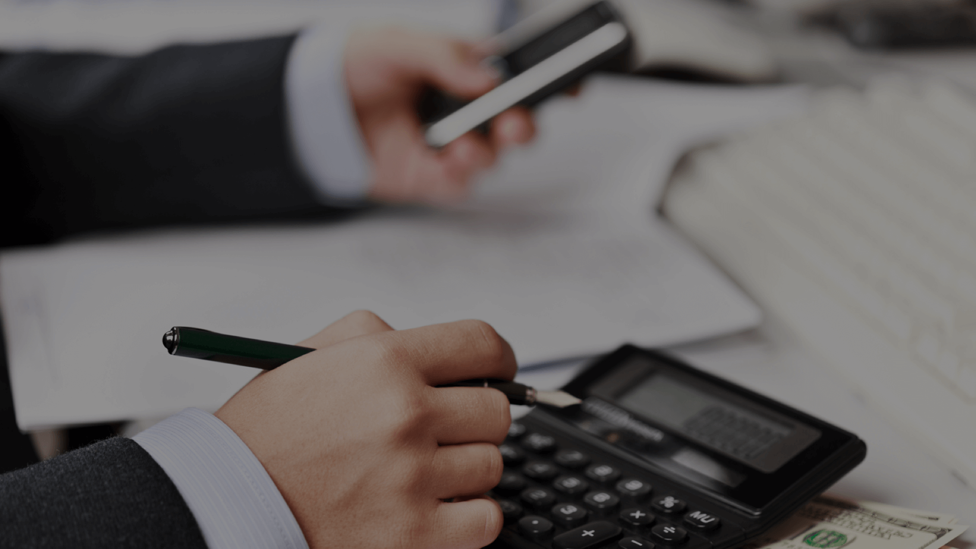 Manage Your Business Accounts Wherever You Are