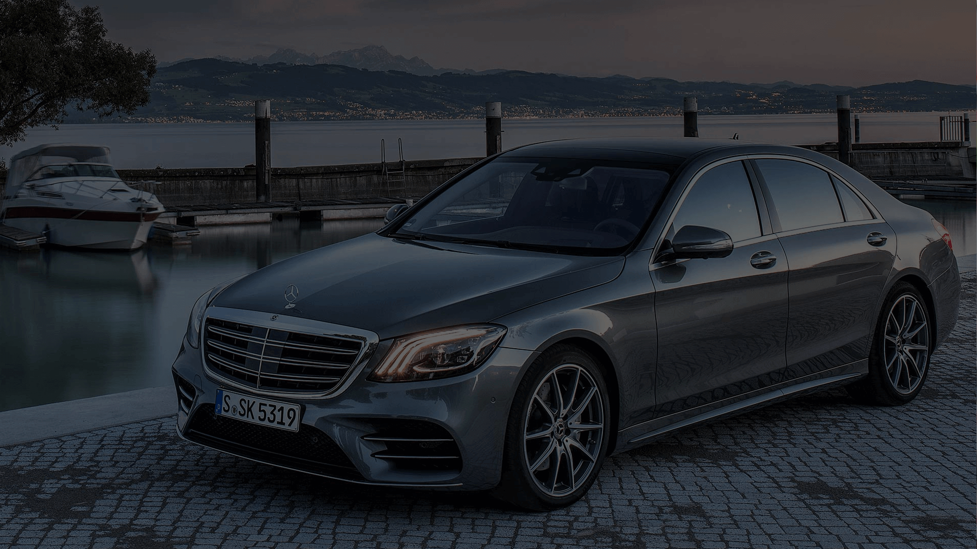 Authorized Distributor for Mercedes-Benz in Abu Dhabi